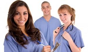 Nurses for flu shots